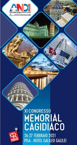 Aggiornamento XI Congresso Memorial Cagidiaco